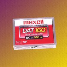 Maxell DAT 160, Data Cartridge, Datenkassette, NEU & OVP