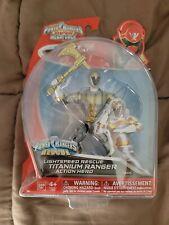 Power Rangers Super Megaforce Titanium Ranger Action Figure [Lightspeed Rescue]