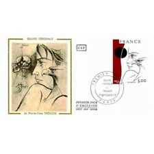CEF - Tableau-Oeuvre originale de Trémois - 17/9/1977 Paris