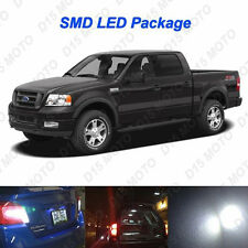 17 x White LED interior Bulbs + Reverse + Tag  Lights for 2004-2008 Ford F150