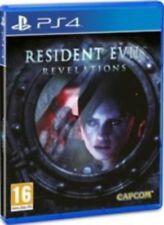 MAL RESIDENTE REVELACIONES HD (PlayStation 4) Nuevo y Sellado