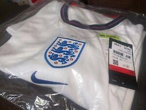 Brand New Nike England 2020-2021 Home Football Shirt Euro 2020 Size Large BNWT