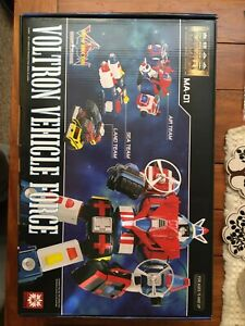 Dairugger XV Miracle Productions MA-01 complete