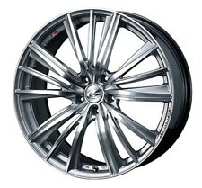 Weds LEONIS FY wheels 7.0J-17 +47 5x114.3 for HONDA INTEGRA Type R Made in JAPAN