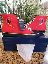 Polo Ralph Lauren Men's Solomon Downhill Ski Patch Sneaker Red Sz7.5 THESPOT917