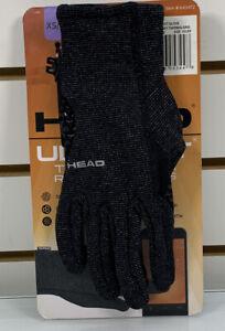 Head Unisex Ultrafit SENSATEC Technology Touchscreen Running Glove - Gray XS New