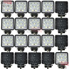 Safego 20 X 27W LED WORK LIGHT Spot Offroad Truck Tractor ATV Boat Jeep UTE 18W