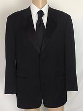 Nordstrom customer return ARMANI COLLEZIONI Black Tuxedo Blazer Jacket 40R