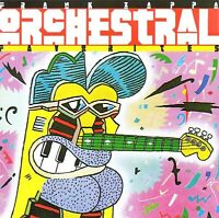 Frank Zappa-Orchestral Favorites CD