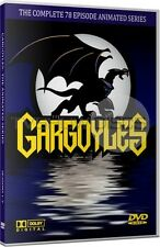 Gargoyles 1994 Animated Cartoon TV Series Complete DVD Set