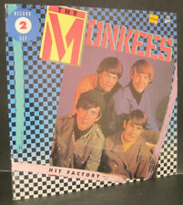 MONKEES Hit Factory 1985 Arista Records TWO Lp Set - SEALED LP