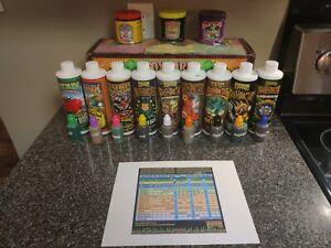 Hydrofarm Fox Farm Dirty Dozen Liquid Nutrient Starter Kit 1oz bottles