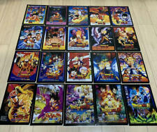 Ichiban Kuji Dragon Ball Super BROLY THE 20th FILM Movie Clear File ALL 20 Sets