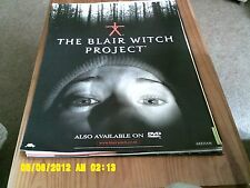 The Blair Witch Project (cult horror classic) Movie Poster A2