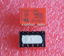 5PCS 12V Relay EA2-12 EA2-12NU 10PIN NEC Relay Original