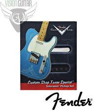 NEW! Fender Custom Shop Texas Special TELE Pickup Set (099-2121-000)