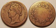 Charles X, 5 Centimes Colonies Générales 1828 A !!