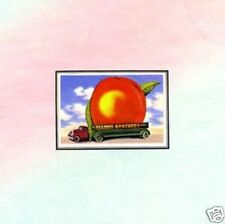 ALLMAN BROTHERS BAND - EAT A PEACH capricorn  2 LP  UK