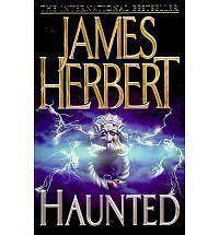 Haunted by James Herbert, Book, New (Paperback)