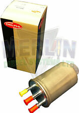 FORD FOCUS MONDEO TOURNEO TRANSIT CONNECT DELPHI  FUEL FILTER *NO SENSOR*