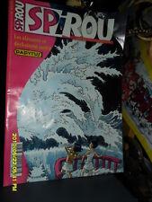 2000 Spirou Large Comic Magazine #3230 Big Water Waves Humour Satire