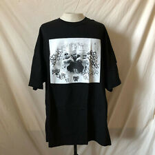 Vintage 90s Psycho Realm Photo T-Shirt XXXL Black RapTee VTG Tee Fat Beats Rap