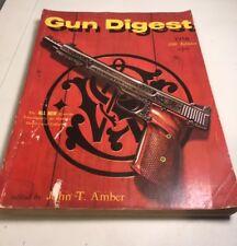 Gun Digest 12th Edition Amber Hunters Shooting 1958