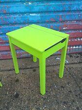 funky upcycled school desk