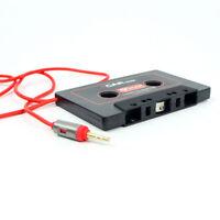 Audiokassettenadapter auf Kabel 3,5-mm-Kabelbuchse für MP3 iPod CD-Player