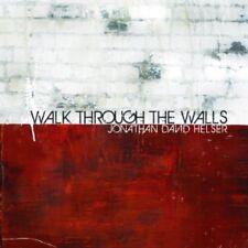 HELSER JONATHAN DAVID - Walk Through Walls - CD - Import - *Excellent Condition*