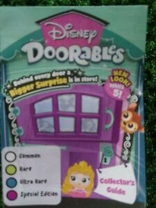 Disney Doorables  - Ultra Rare lot  - Disney doorables series 5 - Disney