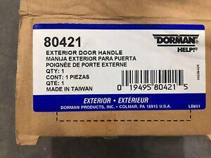 Outside Door Handle Rear Left Dorman 80421 fits 98-02 Chevrolet Prizm