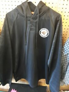 Cooperstown Collection Baltimore Orioles Sweatshirt New 100 size xl Nwt Hooded