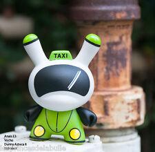Kidrobot Dunny Azteca Series 2 - Figure / Figurine Taxi Vocho by Anais E3