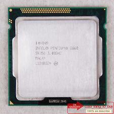 Intel Pentium Dual-Core G860 CPU (CM8062307260237) LGA 1155 SR058 3/3M/5 GT/s