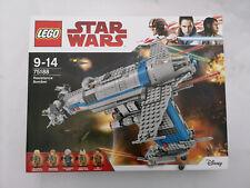 LEGO 75188 Star Wars Resistance Bomber™ Pistolet de Poé -prix NEUF et Scellé