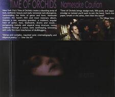 TIME OF ORCHIDS Namesake Caution CD CUNEIFORM Art Rock Thinking Plague Yes