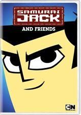Samurai Jack and Friends [New DVD]