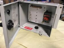 DAYKIN Electric M2F1F-01 Transformer Disconnect Switch Panel Box ABB OT25E3 NICE