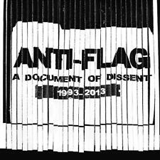 Anti-Flag - A Document Of Dissent 1993-2013 (NEW CD)