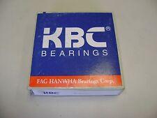 KBC FAG 6000-2RS 10mm X 26mm X 8mm SEALED BEARING DR54
