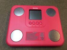 TANITA bc-730 massa grassa rosa bilance INNER scansione Corpo Composizione Monitor