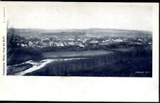 MAINE, FARMINGTON, FROM THE BLUFF, UNUSED, UDB, VGC,   (110