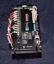 Yaskawa Servopack CACR-SR05BC1ES-Y278 Servo Drive, Used, Tested & Working