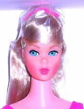 Vintage 1967 Light Blonde Standard Barbie Teenage Model 1190 Japan MIB Mint