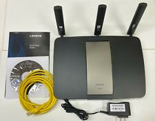 Linksys EA6900 AC1900 1300 Mbps 4 Port Dual Band Wireless Wifi Router