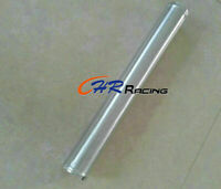 "4"" 102 mm straight aluminum tube pipe 300 mm long for turbo Intercooler adapter"