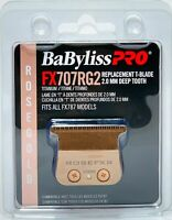 BaByliss PRO Replacement Blade Skeleton Hair Trimmer Rose Gold Deep FX707RG2