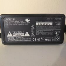 Genuine Sony AC Adapter Power Supply for DCR AC-L100 AC-L10 AC-L10A AC-L10B