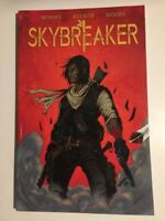 """Skybreaker""~ TPB~2014 IDW~1st Print!~ Moreci, Zucker, Davies~VF!"